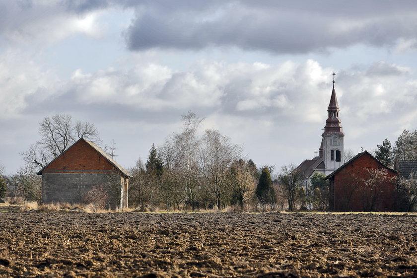 Zalewają wieś