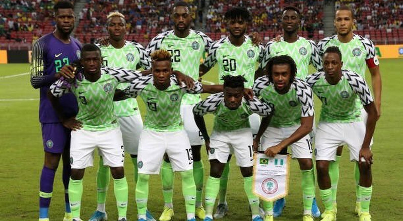 Super Eagles drop one place in recent FIFA Ranking