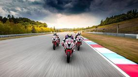 BMW Motorrad RR Days 2016 Brno, czyli gaz do oporu w superbike'u z Monachium