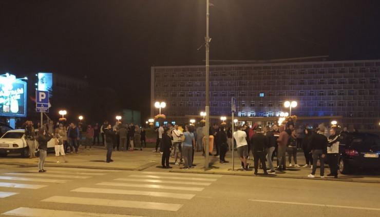 Kragujevac, protesti