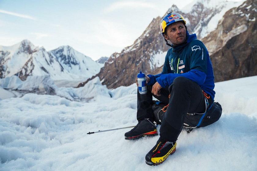 Andrzej Bargiel (32 l.) to nie tylko wybitny narciarz i pierwszy człowiek, który zjechał z ośmiotysięcznika K2, ale również wielki fan boksu.