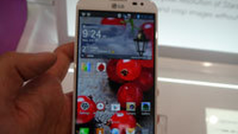 MWC 2013: LG Optimus G Pro – flagowy model marki prosto z Barcelony