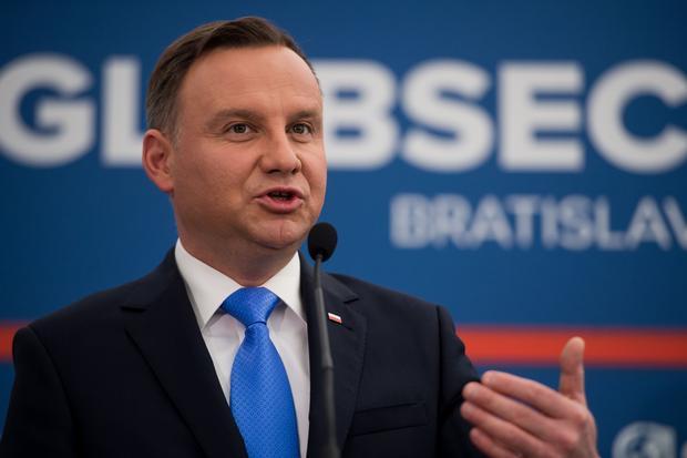 listy@prezydent.pl - adres prezydenta Rzeczpospolitej Polskiej