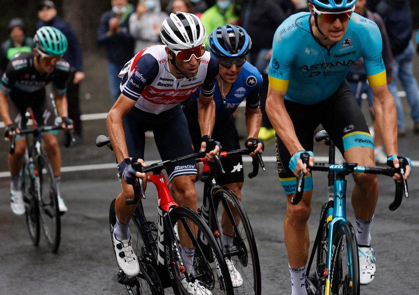 W Giro d'Italia zakończył się drugi tydzień ścigania.
