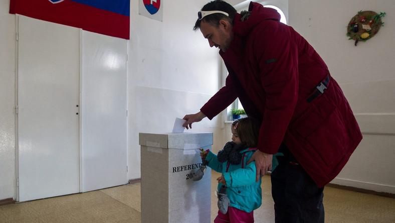 Referendum na Słowacji w sprawie związków osób tej samej płci