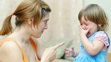 Twoje dziecko wpadło w histerię? Tego nigdy nie mów