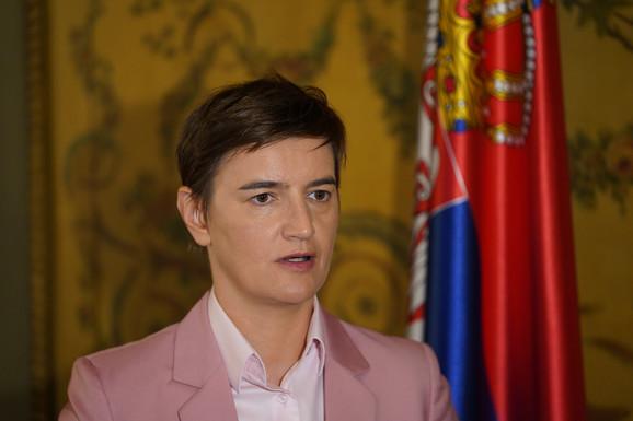 """""""Gutereš je rekao da za Ujedinjene nacije KOSOVO NIJE DRŽAVA"""": Brnabić o razgovoru u Njujorku sa generalnim sekretarom UN"""
