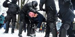 Protesty w obronie Nawalnego. Zatrzymano kilka tysięcy osób