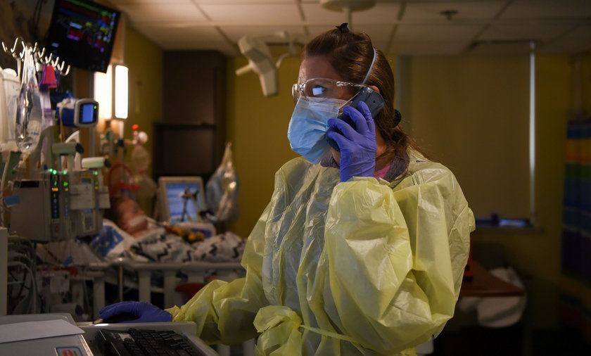 Wirus RSV atakuje w tym roku ze zdwojoną siłą.
