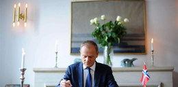 Premier wpisał się do księgi kondolencyjnej