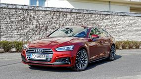 Audi A5 Sportback: gdy oczekujesz większych emocji w technicznej doskonałości znanej z A4