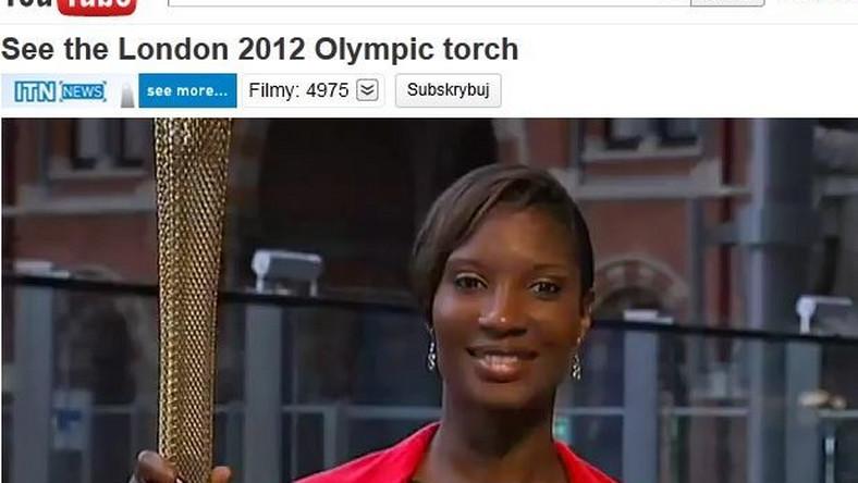 Tak będzie wyglądać pochodnia olimpijska