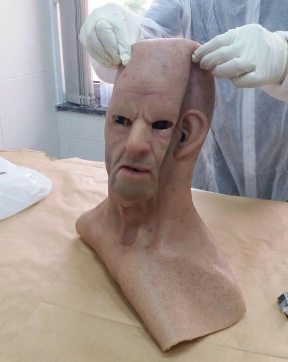 Silikonska maska