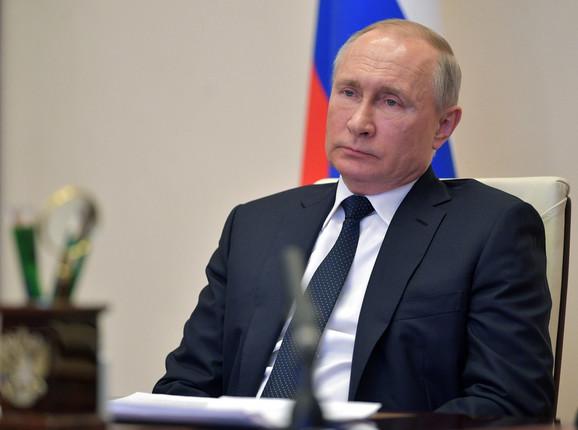 Putin tokom obraćanja naciji