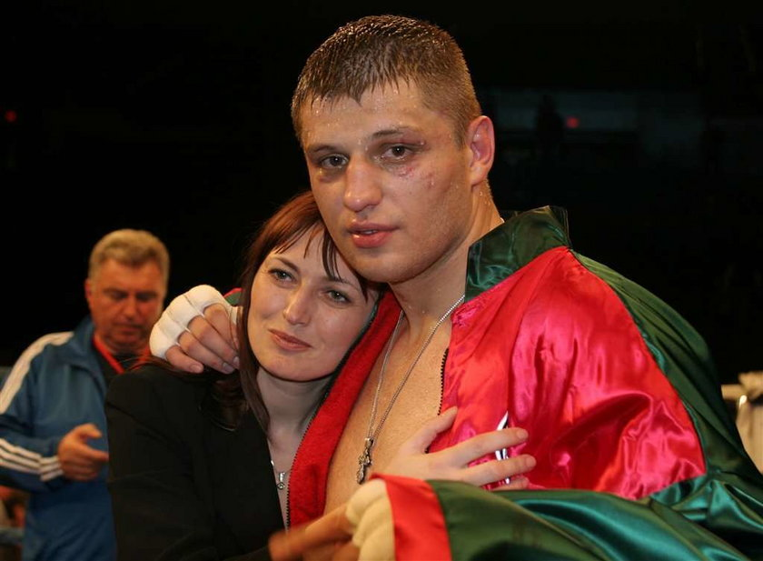 Białorusin chce się bić z Adamkiem