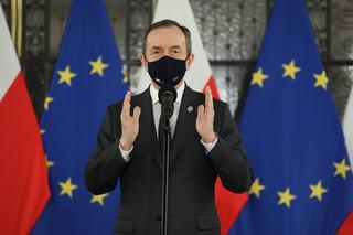Mec. Dubois: Intencją wniosku ws. immunitetu marszałka Grodzkiego bieżący interes władzy
