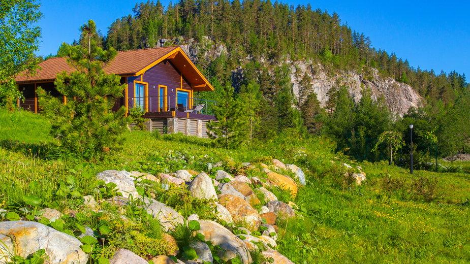 Dom na skarpie to kosztowna inwestycja - Grispb/stock.adobe.com
