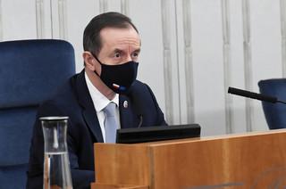 Grodzki o wyborze RPO: Procedura powinna się zacząć od nowa