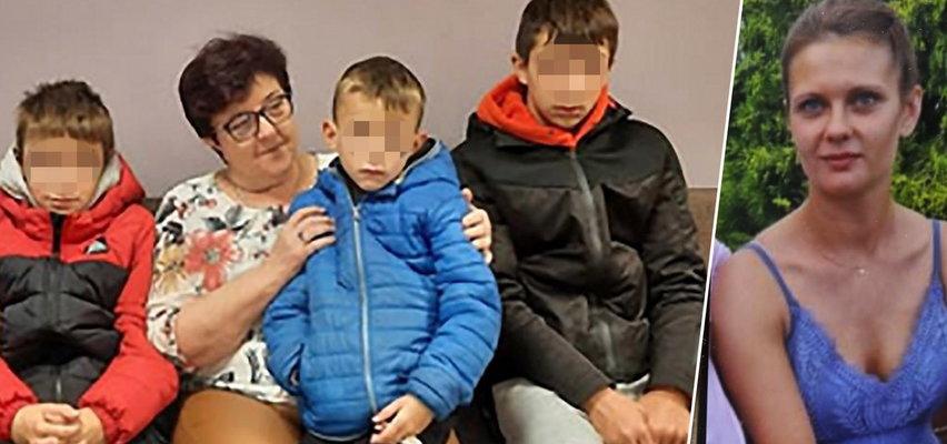 """Te dzieci niemal od miesiąca są bez mamy. To synowie zaginionej w Szwecji Beaty Ratzman. """"Zabierzcie nas do Polski"""""""