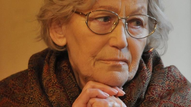 Teresa Budzisz-Krzyżanowska W Potrzebie. Fundacja Anny