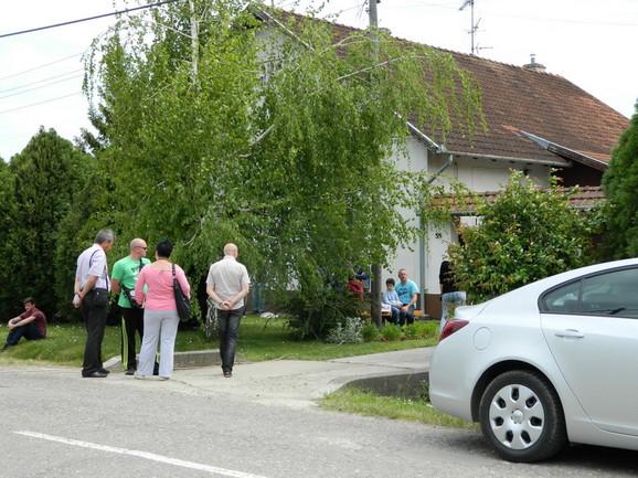 Martonoš - Kuća u kojoj se dogodio zločin