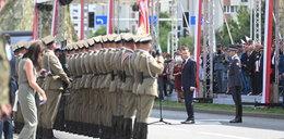 Żołnierze, czołgi i wyrzutnie rakiet. Zobacz zdjęcia z defilady w Katowicach