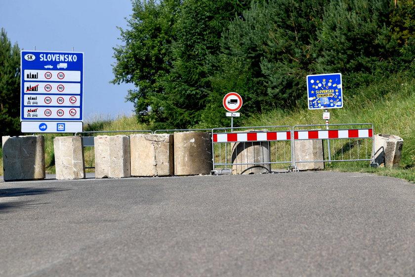 Od piątku 09.07 Słowacja cofa obostrzenia na granicy polsko-słowackiej