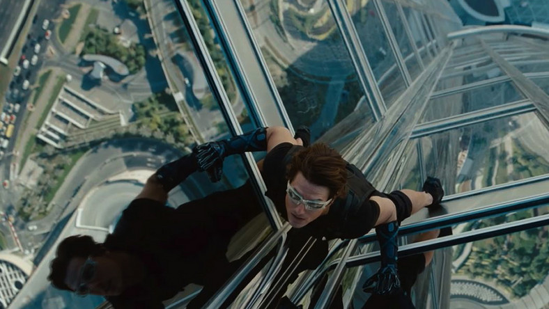 """Mission: Impossible – Ghost Protocol"""