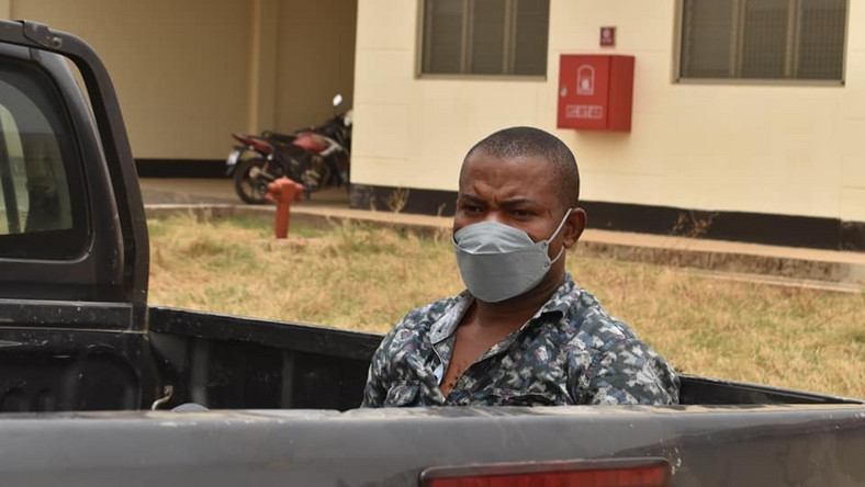 Nigerian man tests positive for COVID-19