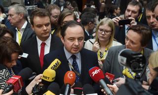 Bruksela: MSZ zaniepokojone propozycją zmniejszenia zasiłków na dzieci