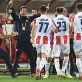 """""""Koja je granica?"""" Zvezda sjajnom pobedom otvorila Ligu Evrope, Dejan Stanković sam sebi postavio pitanje! """"Od prvog do poslednjeg zadatka, bili su FENOMENALNI!"""""""