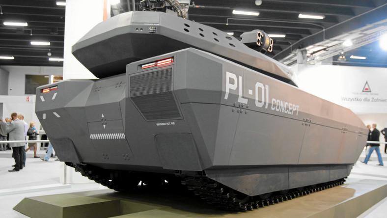 Koszt zbudowania szybkiego i doskonale uzbrojonego następcy wozu bojowego Anders to 100 mln zł