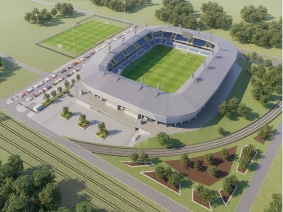 Stadion kraljevo