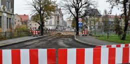 Ewakuacja w Dzierżoniowie. Pod mostem znaleziono trotyl