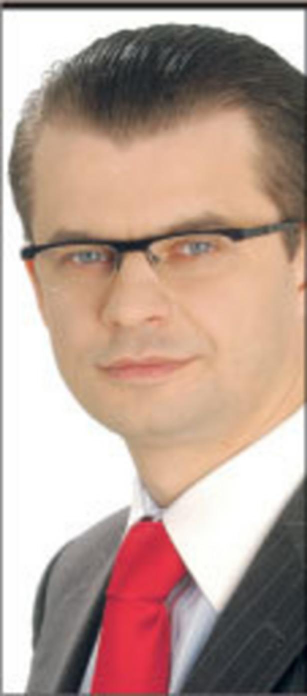 Robert Pasternak, partner Kancelarii Prawniczej Deloitte Legal