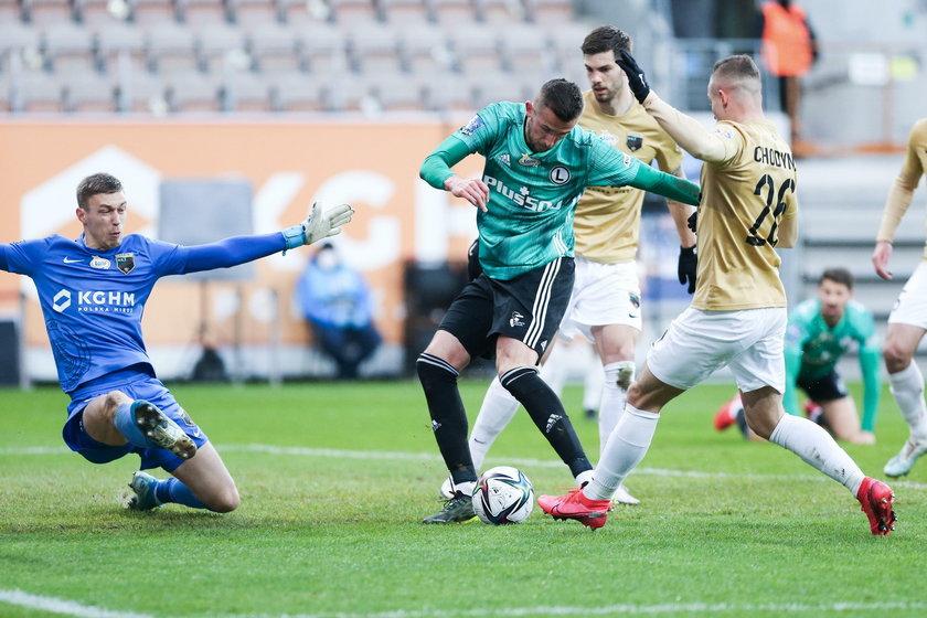 Tomas Pekhart ustrzelił hat-tricka w 13 minut