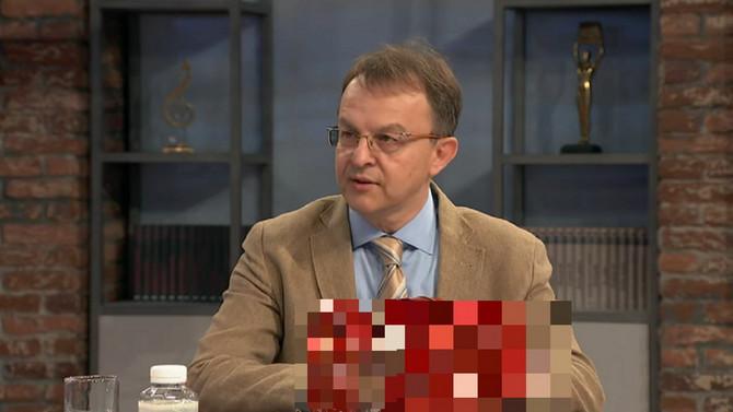 Prof. dr dr Vladislav Vukomanović