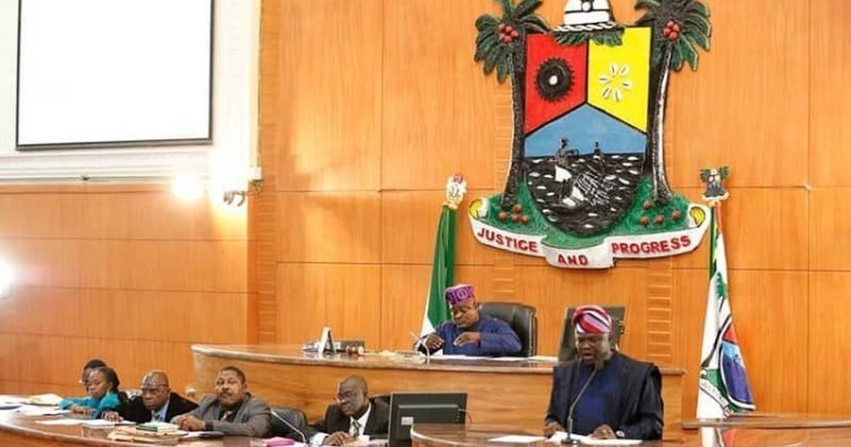 Lagos assembly confirms Alogba as state's 17th Chief Judge - Pulse Nigeria