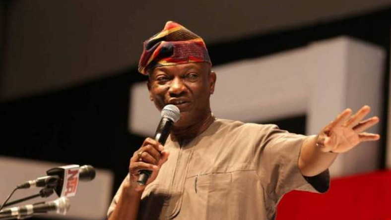 Jimi Agbaje is unhappy with the turnout of voters for the Lagos governorship election that he lost