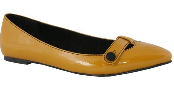 Żółte płaskie; Marisha, wzór
