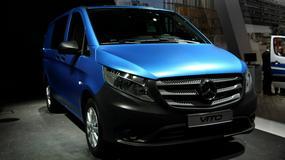 Mercedes Vito - premiera nowego vana