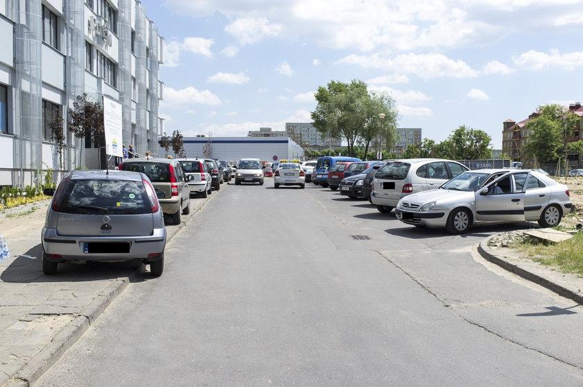 Parking przy przychodni POSUM ma być płatny