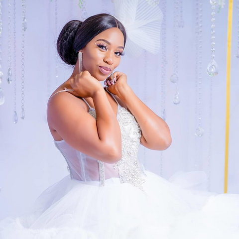 Diana Marua takes over the internet with exquisite bridal photoshoot