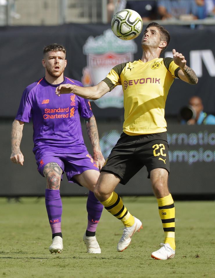FK Borusija Dortmund, FK Liverpul