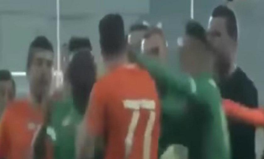 Bruk-Bet Termalica Nieciecza wygrała z Ludogorcem. Bijatyka na meczu