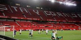 Liga hiszpańska wznowiła rozgrywki. Sevilla lepsza w derbach