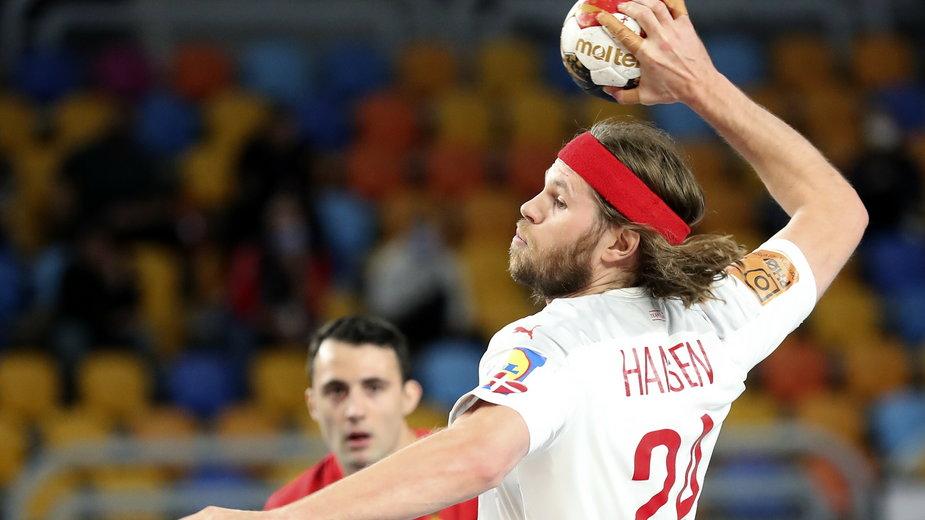 epa08973882 - EGYPT HANDBALL WORLD CHAMPIONSHIP 2021 (Men Handball World Championship 2021)