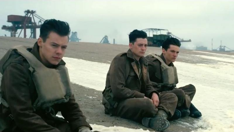 """Dunkierka"": kadr ze zwiastuna"