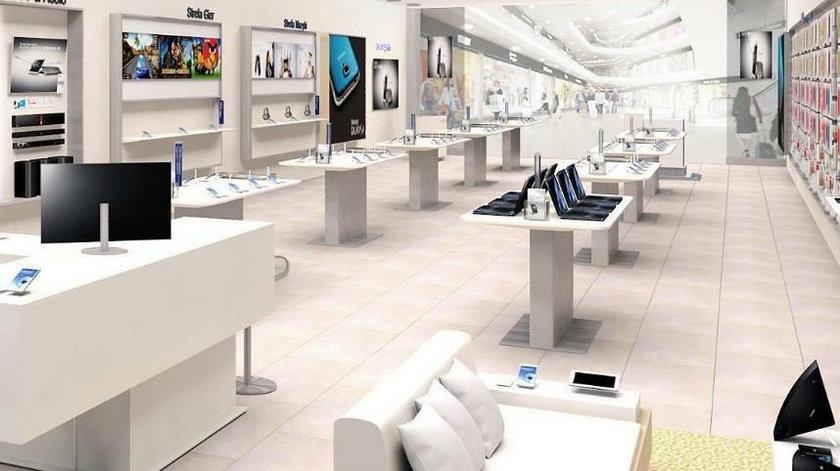 Gigantyczne zarobki Samsunga