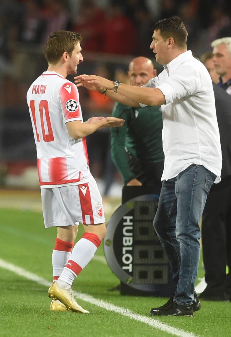 FK Crvena zvezda, FK Olimpijakos